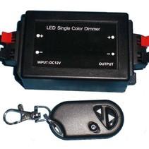 Enkel Kleur Ledstrip Dimmer met Afstandsbediening 96 Watt