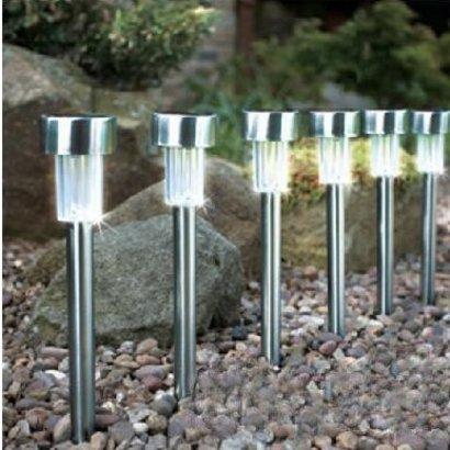 Led Solar Buitenverlichting 5 stuks online shop Geeektech.com ...