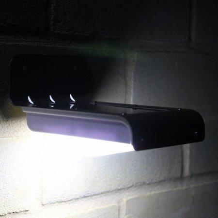 Geeek LED Solarleuchte mit Bewegungsmelder