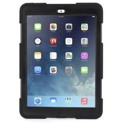 Geeek Survival Case Schutzhülle iPad Air 2 – Schwarz