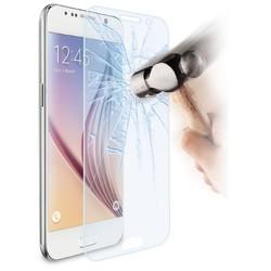 Geeek Schutzfolie aus gehärtetem 0,3 mm Panzerglas für Samsung Galaxy S6