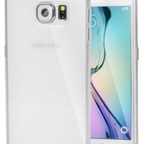 TPU Hoesje Samsung Galaxy S6 Transparant