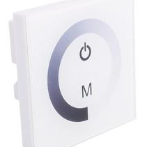 LED Touch Panel Dimmer voor Enkel kleur LED Strip