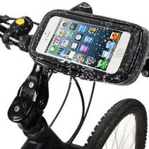 Universele Smartphone Fietshouder Waterdicht Maat XL