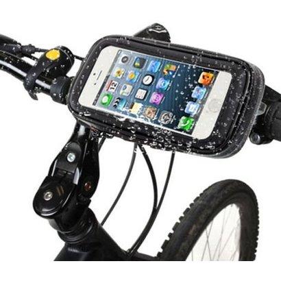 Geeek Universale Fahrradhalterung für iOS & Android Smartphones Größe L