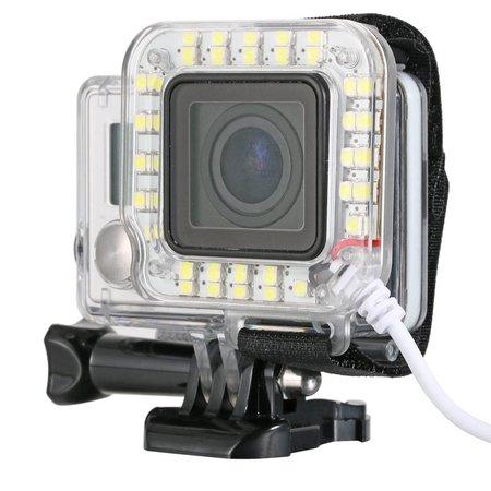 Geeek LED Blitzlicht-Ring fur GoPro