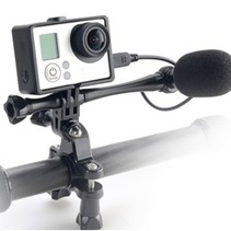 Mini USB Microfoon voor GoPro