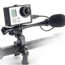 Mini-USB Mikrofon für GoPro