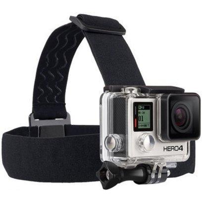 Geeek  Extrastarkes Stirnband für GoPro Hero
