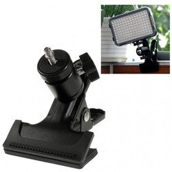 Geeek Sturdy 360 Degree Rotating Clamp for GoPro