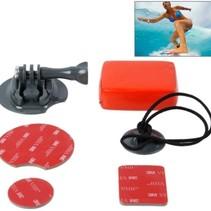Surfbretthalter Set für GoPro