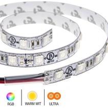 RGBW LED-Stripes 5m 300 LED