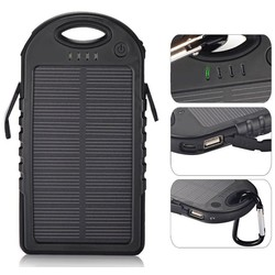 Geeek Survivor Solar Powerbank Waterdicht