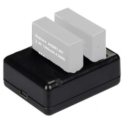 Geeek Duo Charger for GoPro Hero 4