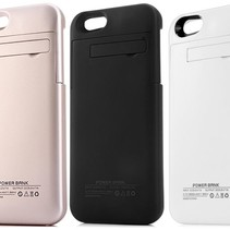 Ultra Slim iPhone Case Cover / Power Bank - 3200 mAh
