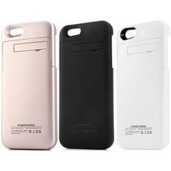 Geeek IPhone 6 Plus Ultra Slim Case Cover Power Bank 4200 mAh