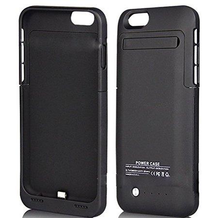 Geeek IPhone 6 Plus Bumper + Power-Bank - 4000 mAh