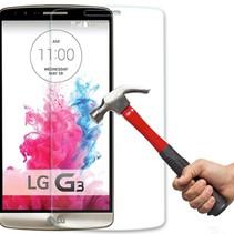 Sterke Tempered Glass Screenprotector LG G3
