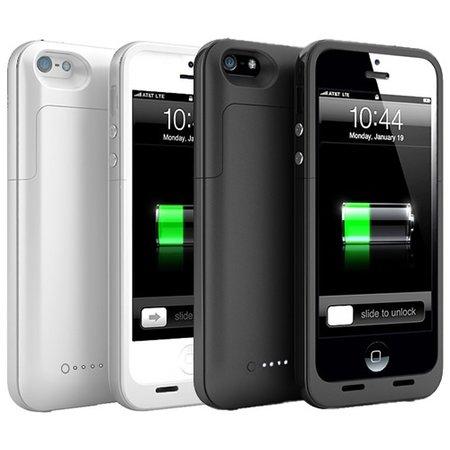 Geeek Ultra Slim iPhone 6 Bumper + Power-Bank 2200 mAh