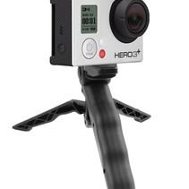 3-Beinhalterung / Selfie Stativ / Griff für GoPro