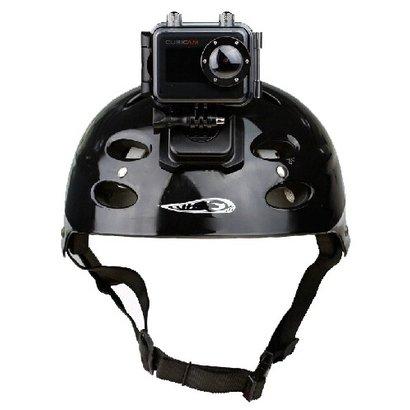 Geeek Extra starke GoPro Helmhalter Set