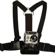 Chest Mount Harnas / Borstriem Houder voor GoPro