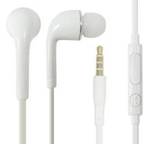 Stereo Headset J5 In-Ear 3.5mm Wit