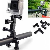 Lenkersattelstütze Mastmontagehalter für GoPro