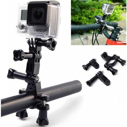 Geeek Lenkersattelstütze Mastmontagehalter für GoPro