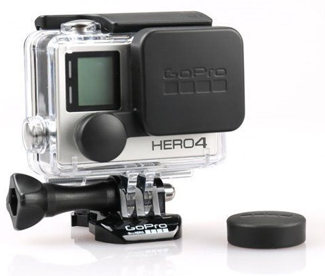 GoPro Protective Lens Covers Set