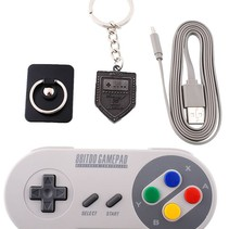 SNES Bluetooth Wireless Controller Gamepad SFC30