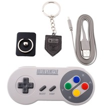 SNES Bluetooth Wireless Controller SFC30 Gamepad