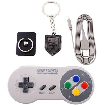 Geeek SNES Bluetooth Wireless Controller Gamepad SFC30