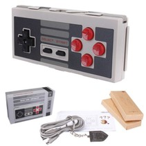 NES Bluetooth Wireless Controller NES30 Gamepad