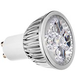 Geeek GU10 LED Spot 4W – Kaltweiß - 4 Stück
