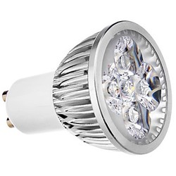 Geeek GU10 Warm White LED Spot 4W