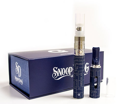 Snoop Dogg G Pen Herbal Vaporizer