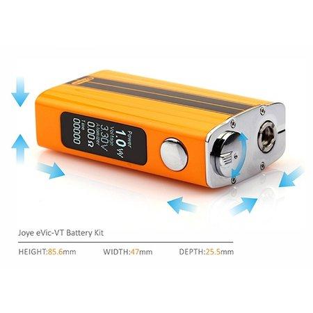 Geeek E-Zigarette Joyetech EVIC boxmod VT - Orange