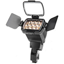 Geeek Professionele Camera Video Verlichting Lamp LED-1800 5000/3200K