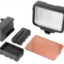 Sterke Camera Video Verlichting Led Licht