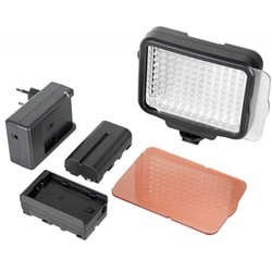 Geeek Zusatz Kamera Video-Beleuchtung LED