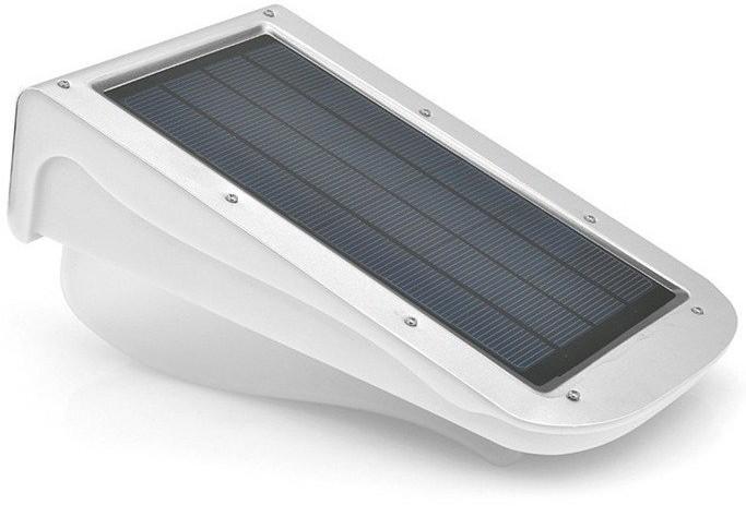 Aanbieding geeek sterke solar sensor led buitenlamp geeek met
