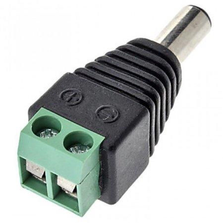 Geeek RGB LED-Streifen DC-Steckverbinder