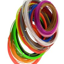 27 kleuren 3D printer pen filament (27 x 10 meter)