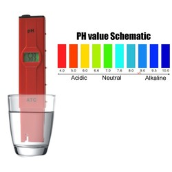 Geeek PH-Wert Messgerät für Aquarium