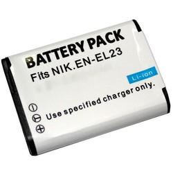 Geeek Accu / Batterij voor Nikon EN-EL23 - 1400 mAh