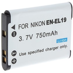 Geeek Nikon EN-EL19 Battery Battery 750 mAh