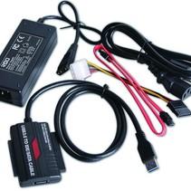 USB-HD HDD SATA IDE Adapter Konverter-Kabel OTB
