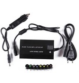 Geeek Auto-Ladegerät 100W für Laptop AC-DC-Adapter mit USB-Ladegerät