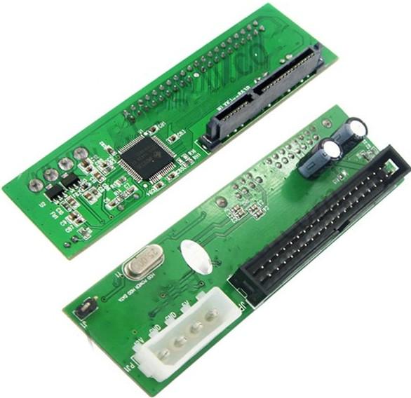 Serial ATA SATA HDD naar IDE PATA Converter Adapter